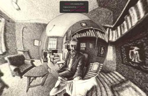 Artwork by MC Escher