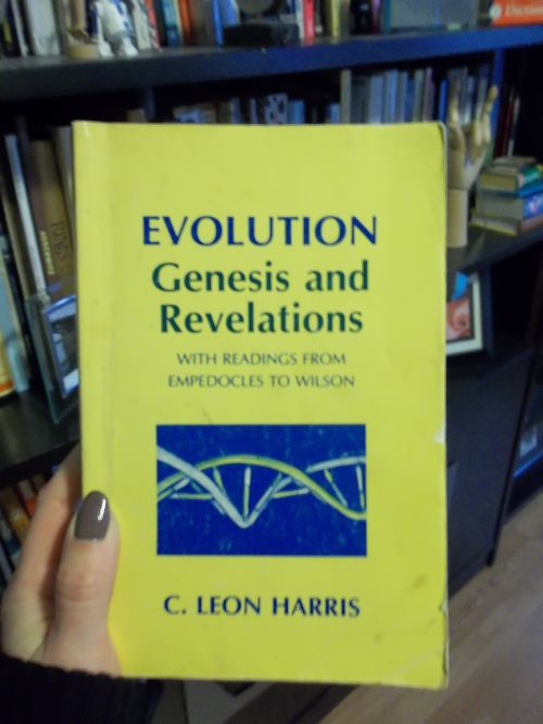 Evolution Genesis and Revelations