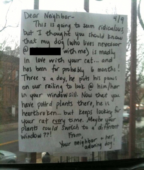 neighborletter